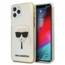 Hard case KARL LAGERFELD pre iPhone 12/12 pro